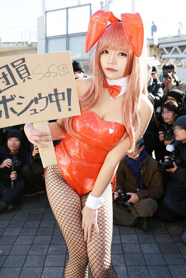 【コスプレ20選】ハイレベルなコスプレ美女がずらり!コミケ93に人気アニメのヒロインたちが大集結