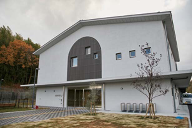 愛称は「アニマル ハーモニー大阪」/大阪府動物愛護管理センター