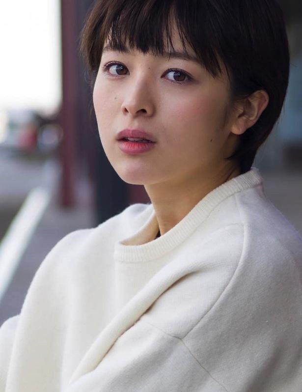 連続テレビ小説「半分、青い。」への出演が決まった清野菜名