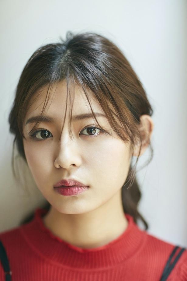 古畑星夏は、佐藤健演じる律と運命的な出会いを果たす美少女役
