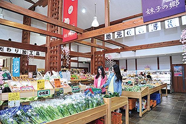 滋賀で伐採されたスギ材を使った店内で、近江牛グルメを堪能