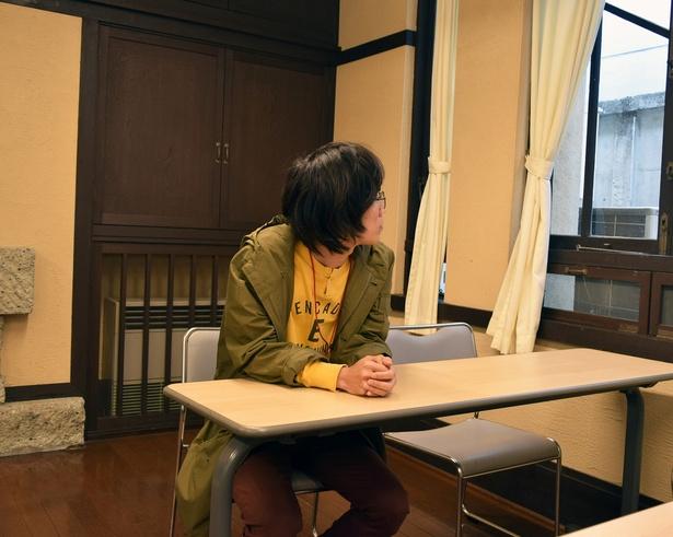 共演者とは「みんなとも『いとこのような感じがするね』ってよく話しています」という亀田
