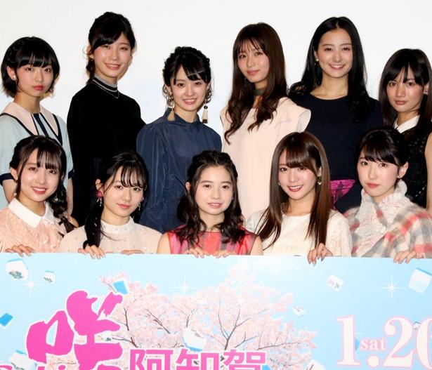 桜田ひよりは、初主演について「ちょっと緊張したり不安もあった」と明かした