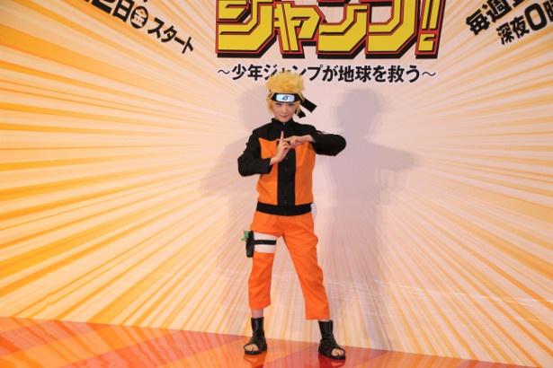 生駒里奈は「NARUTO好きのただのオタクも頑張ればこうなれるよって伝えたい」