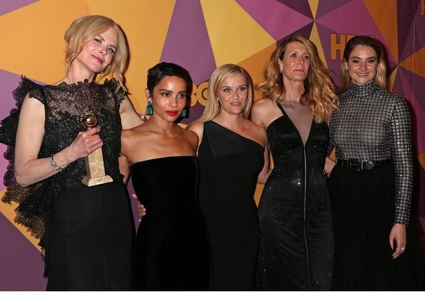 ドラマで共演した女優たちと受賞の喜びを分かち合う写真もインスタに投稿!