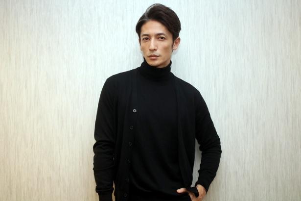 主人公・久喜文宏役の玉木宏