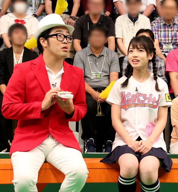 鈴木拓について「優しくてびっくり」と明かした
