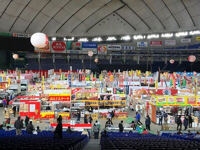 多数のご当地グルメが集まる「ふるさと祭り東京」
