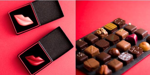 東京・銀座のショコラトリー「デカダンス ドュ ショコラ」にてバレンタイン限定ショコラ発売
