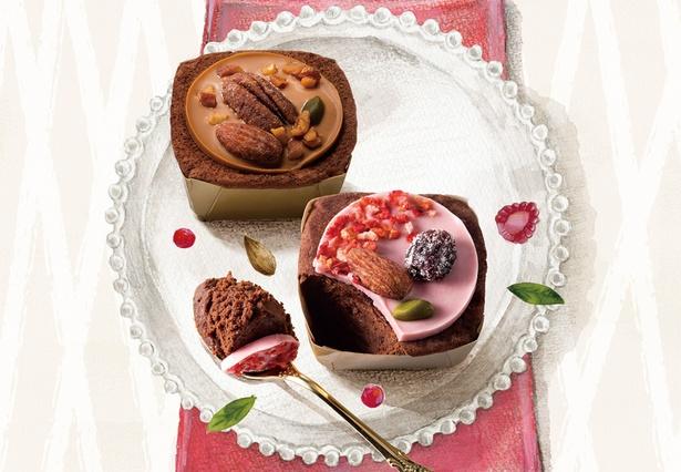 """【写真を見る】「Chocolat R」(864円から)は、""""Remember me""""をテーマに忘れられなくなる印象的な口どけが特徴"""