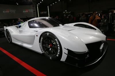 コンセプトカー in 東京オートサロン2018 トヨタ「GR Supersport Concept」 3/38