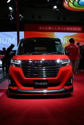 コンセプトカー in 東京オートサロン2018 ダイハツ「THOR SPORZA Ver.」 10/38