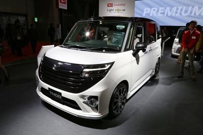 コンセプトカー in 東京オートサロン2018 ダイハツ「THOR PREMIUM Ver.」 11/38