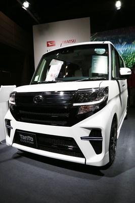 コンセプトカー in 東京オートサロン2018 ダイハツ「TANTO PREMIUM Ver.」 12/38