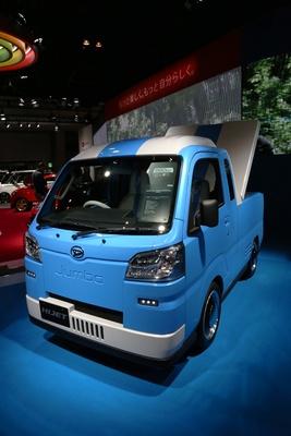 コンセプトカー in 東京オートサロン2018 ダイハツ「HIJET TRUCK Jumbo ACTIVE Ver.」 15/38