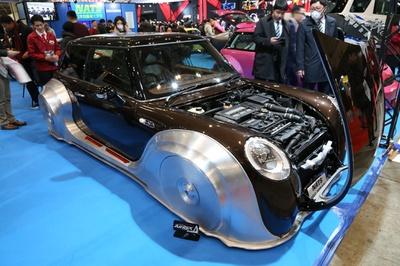 コンセプトカー in 東京オートサロン2018 NATS 日本自動車学校「NATS MINI REBORN」 17/38