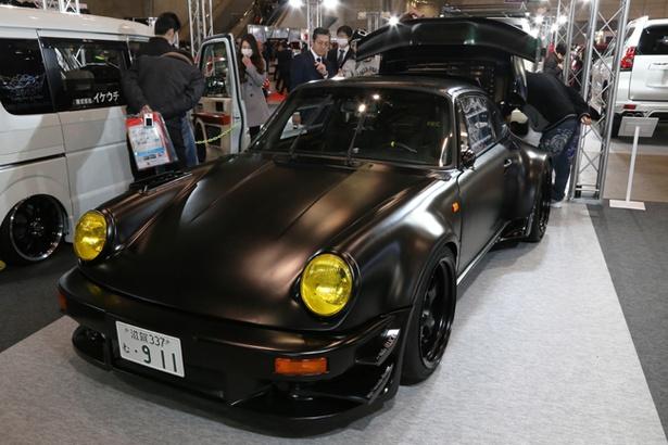 コンセプトカー in 東京オートサロン2018 studio ALLICA「porsche 911 carrera930」 28/38