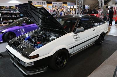 コンセプトカー in 東京オートサロン2018 RK Factory 「AE86 スプリンタートレノ」 29/38