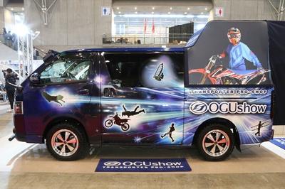 コンセプトカー in 東京オートサロン2018 OGUshow「W PICKUP TRANSPORTER」 31/38