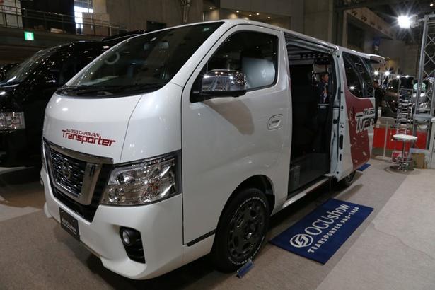 コンセプトカー in 東京オートサロン2018 OGUshow「NV350キャラバン トランスポーター」 32/38