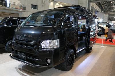コンセプトカー in 東京オートサロン2018 NEEDSBOX「WGT Black Edition」 33/38