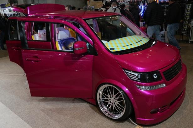 コンセプトカー in 東京オートサロン2018 L-TIDE「bB」 35/38