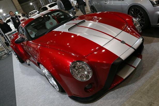 コンセプトカー in 東京オートサロン2018 DESIMA JAPAN「RATEL」 36/38