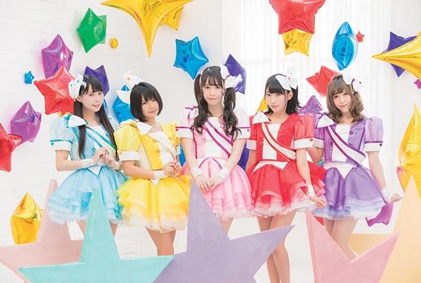 1月10日にアルバム『LLTW☆』をリリースしたアイドルグループ・Luce Twinkle Wink☆