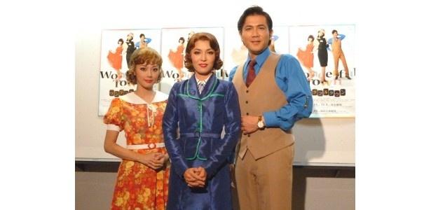 大和田美帆(写真左)