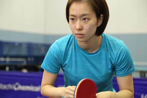 「プロフェッショナル 仕事の流儀」で石川佳純選手が特集される