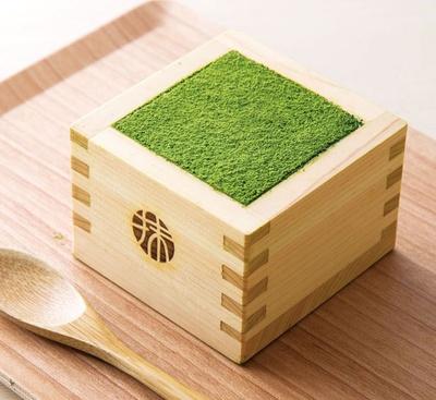 「宇治抹茶のティラミス」(594円)/MACCHA HOUSE 抹茶館 なんばウォーク