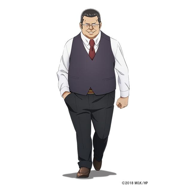 TVアニメ「ヒナまつり」の追加キャラビジュアルとキャストが公開!