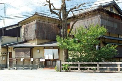 伝統的な京町家保存地区/ぎをん 小森
