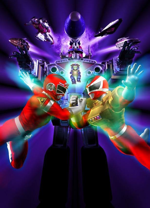 「電磁戦隊メガレンジャー」20周年記念イベントが開催!