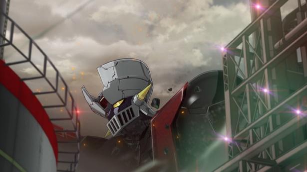 【写真を見る】お父さん世代が泣いて喜ぶ!?伝説のロボットアニメが劇場版で復活!(『劇場版 マジンガーZ / INFINITY』)