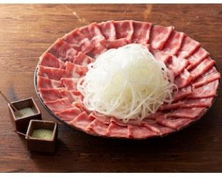 正月太りも冷え性も解消する鍋!?「紀州山椒塩香る豚のたんしゃぶ」が新登場