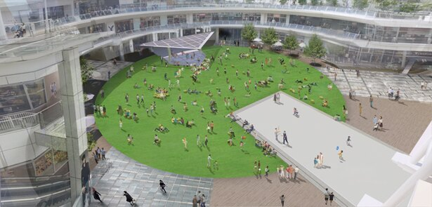 開業以来、2度目となる大リニューアルを行う「ラゾーナ川崎プラザ」