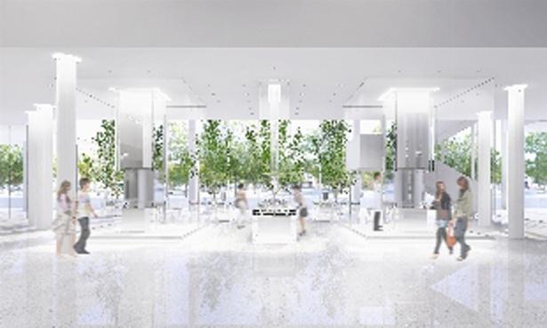「資生堂グルーバルイノベーションセンター」イメージ