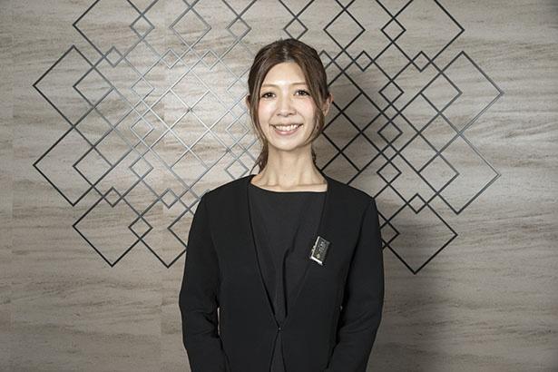 「ふらの和牛の甘みを実感してください」というマネージャーの谷口裕美さん