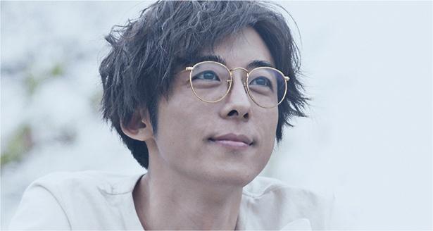 メガネをかけた髙橋一生がかっこいい