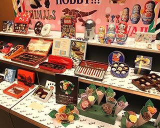 「バレンタインチョコレート博覧会」内覧会をナカジ(関西ウォーカー編集部)がレポート
