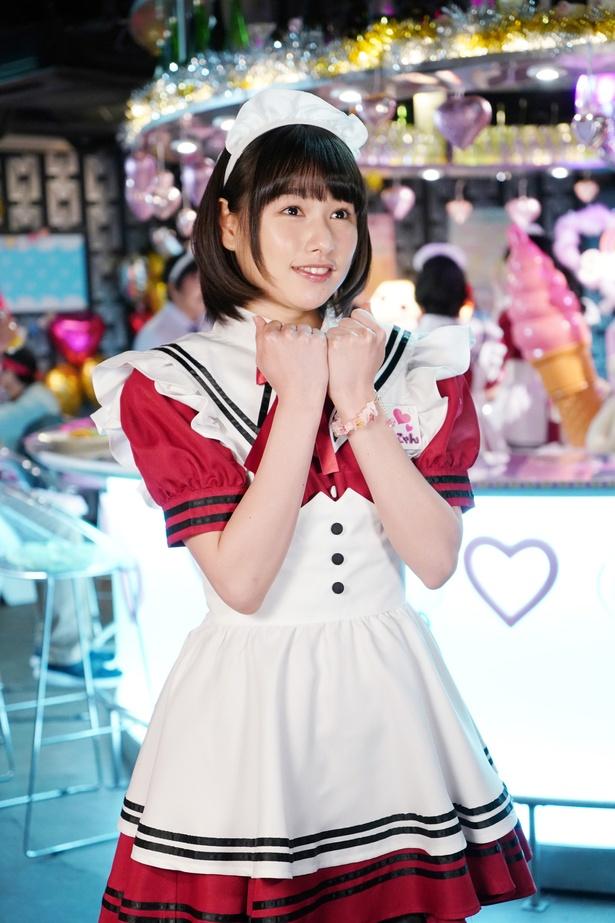 ドラマ「もみ消して冬」第3話にゲスト出演する桜井日奈子