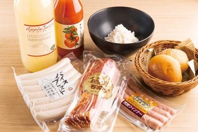 北海道産のパンなど、北海道に行かずとも現地で親しまれている味を楽しめる