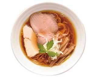 「麺屋 日出次」(静岡県静岡市)の「丸鶏そば」(800円)