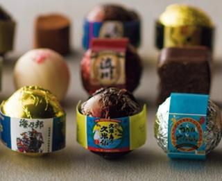 開幕まで4日!阪急うめだ本店「バレンタインチョコレート博覧会」には、「お酒チョコ」のイメージを覆す限定品が一堂に!