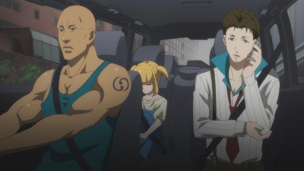 「博多豚骨ラーメンズ」第2話の先行カットが到着。泥酔した斉藤の目の前に転がっていたのは…