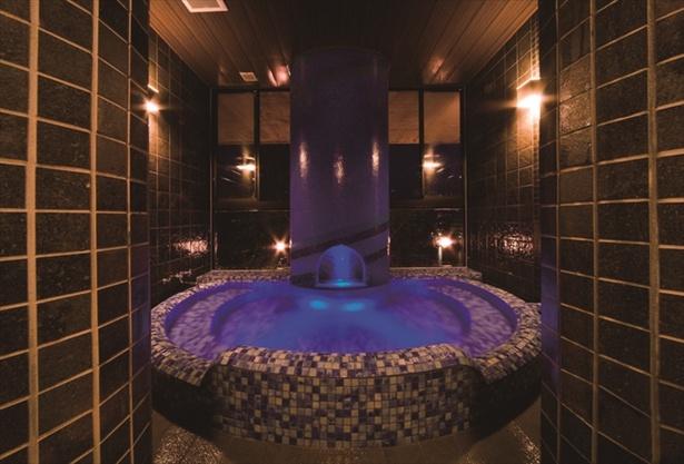 貸切風呂「蒼の湯」