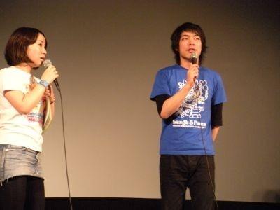 「YOSHIMOTO DIRECTOR'S100」舞台あいさつ