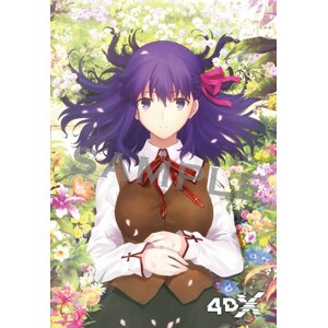 劇場版「Fate/stay night [Heaven' s Feel]」I.presage flower 4DX & MX4D来場者特典情報公開!