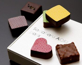 パリのショコラ品評会にて最高位受賞!「パティスリー・サダハル・アオキ・パリ」の新作アソート登場